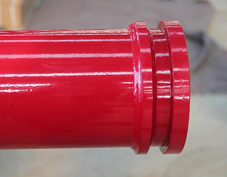 Schwing / Putzmeister / Zoomlion / IHI / CIFA Бетононасос DN125 3м Бетононасос Boom трубы